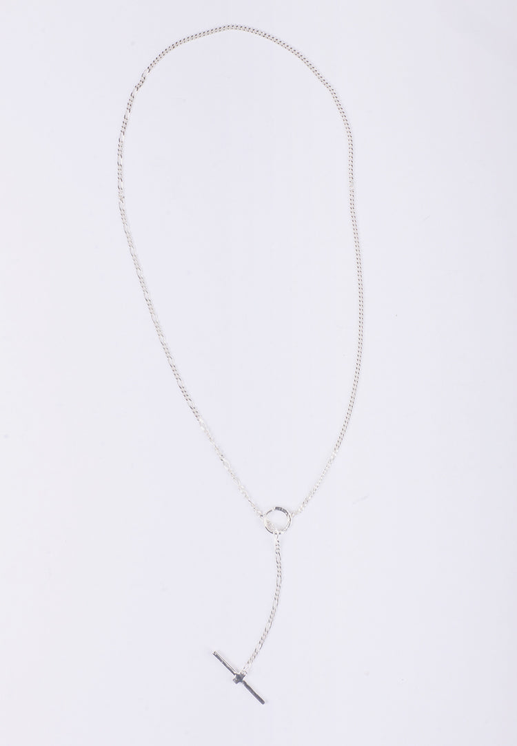 Newend Fob Necklace - silver - Good As Gold