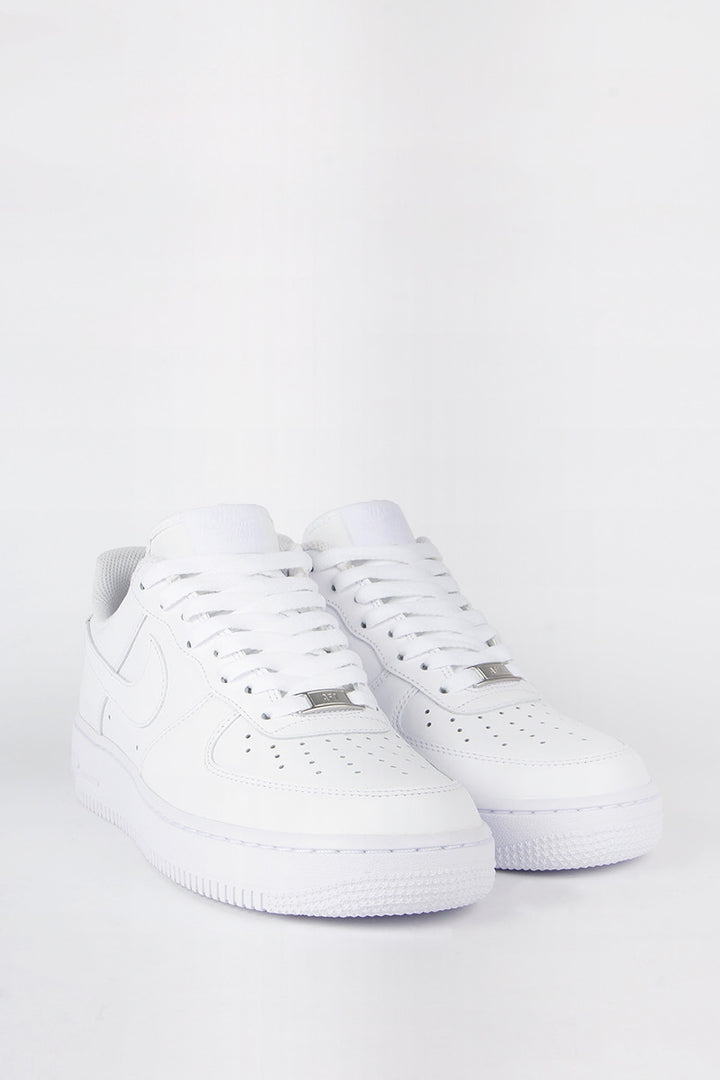 Nike Womens Air Force 1 07 - white/white | GOOD AS GOLD | NZ