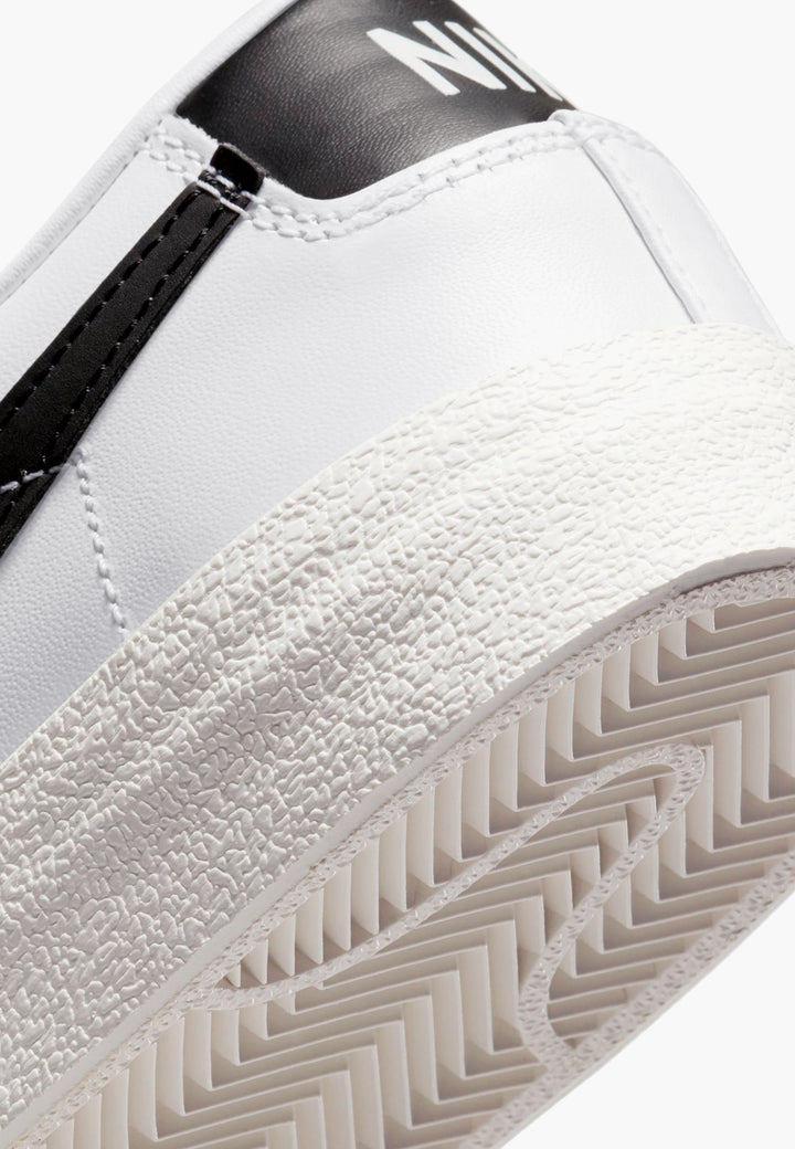 Womens Blazer Low '77 - white/black sail/white