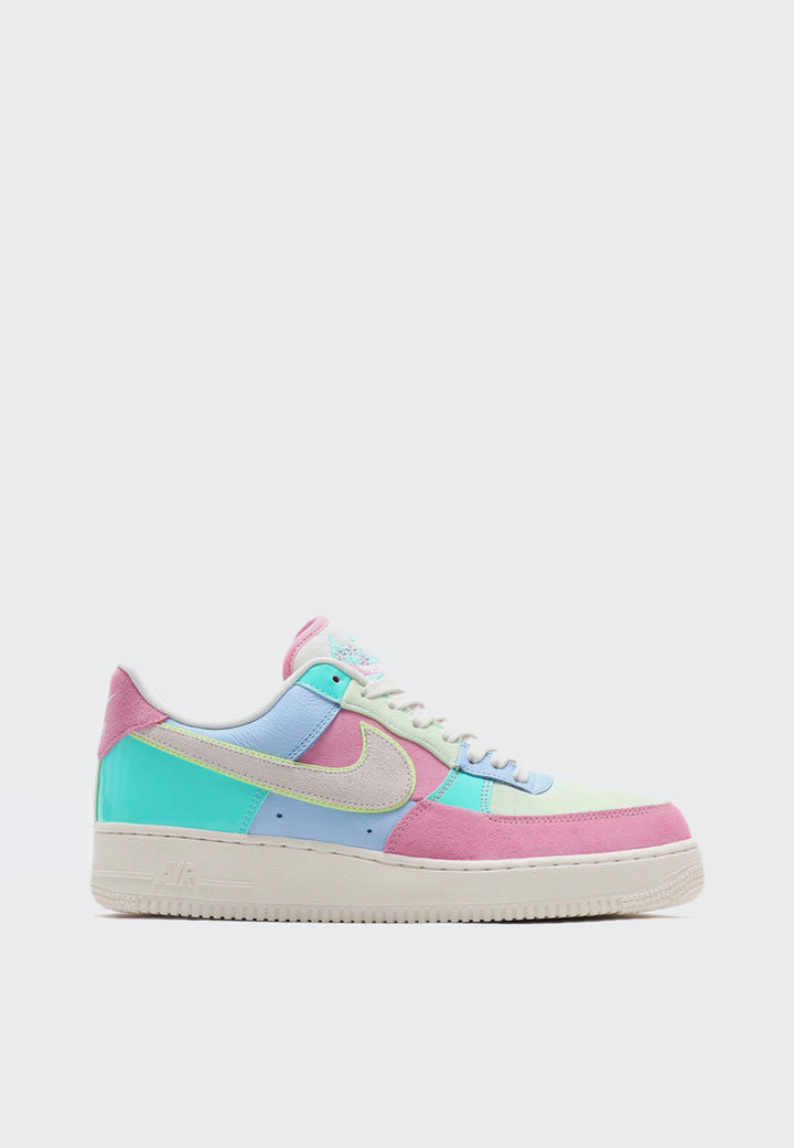 Nike Air Force 1 '07 QS 'Easter' Ice BlueSail Hyper TurqBarely Volt, Mens Nike Air Force 1 | Olympus MD