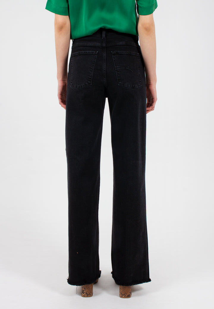Milla Jeans Long - dusk black
