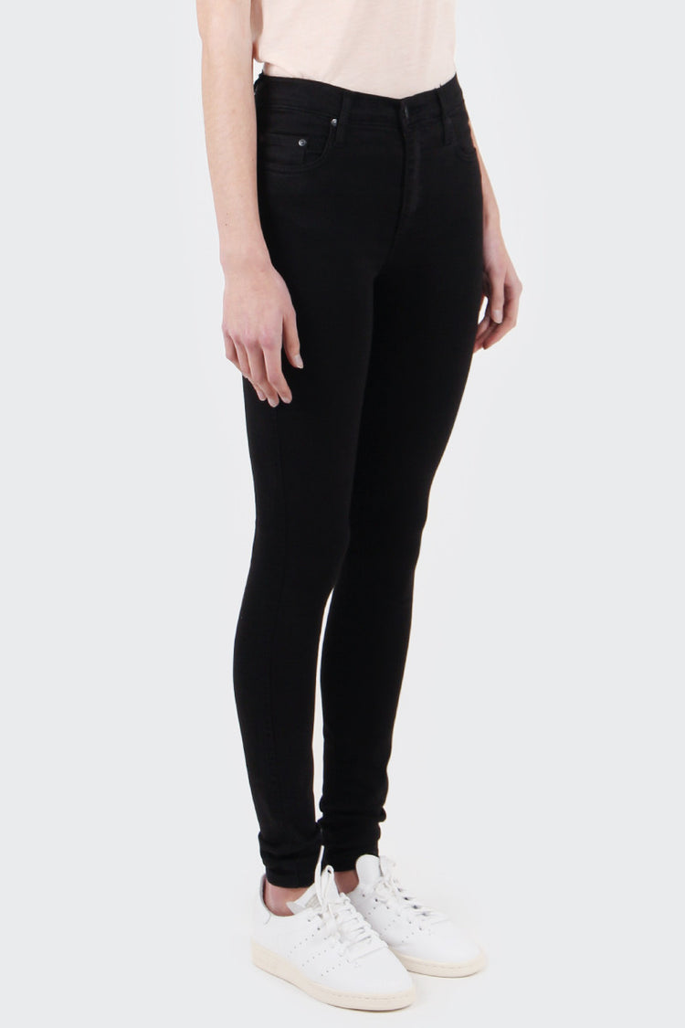 Nobody Denim, Cult Skinny Jeans - power black | GOOD AS GOLD | NZ