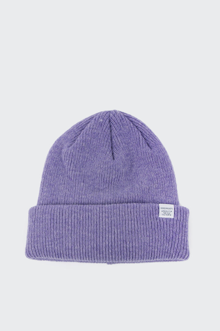 Norse Projects Norse Beanie - heather | GOOD AS GOLD | NZ