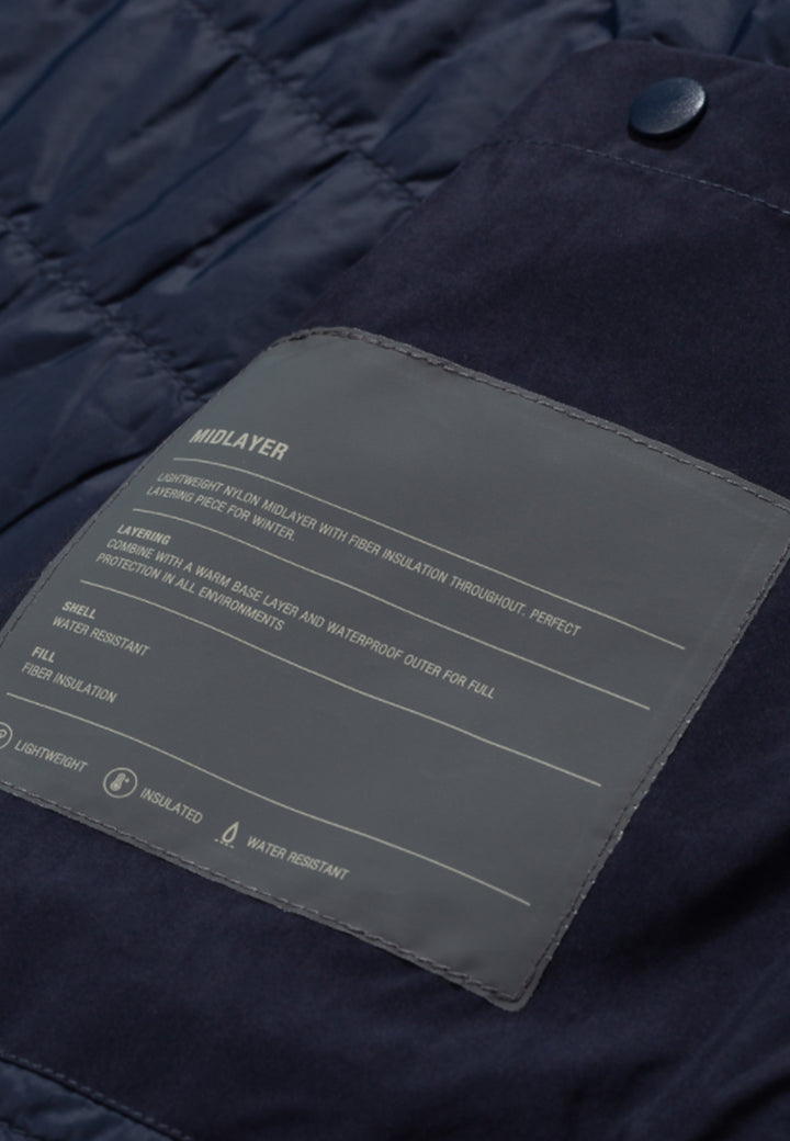 Otto Light WR Jacket - dark navy