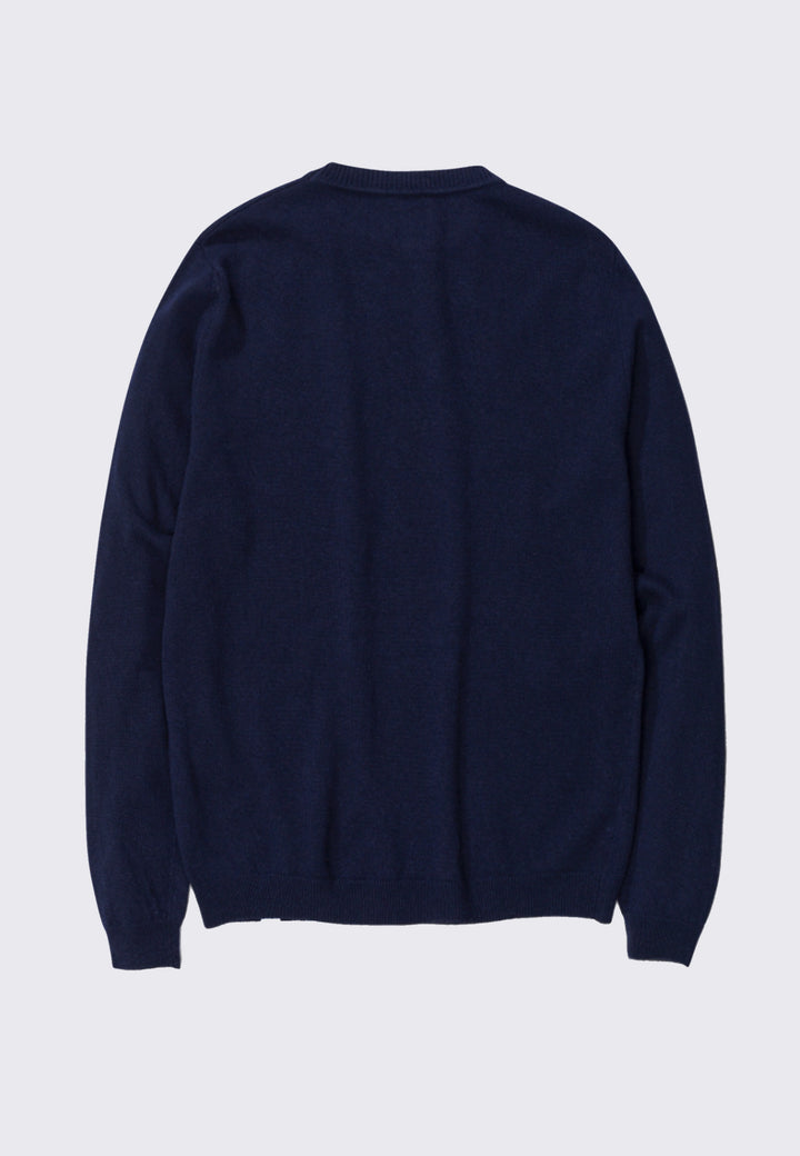Sigfred Light Wool - dark navy