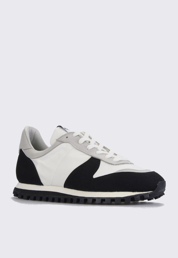 Marathon Trail Vegan - white/black