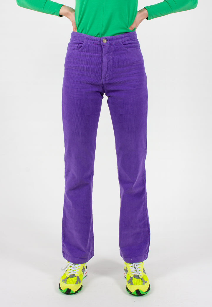 Milton Pant  -  purple