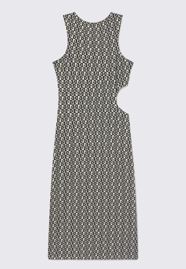 Geoffrey Dress - black
