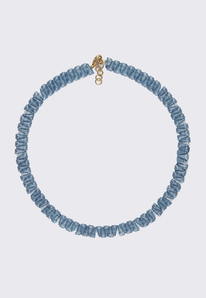 Prin Necklace - extra light blue