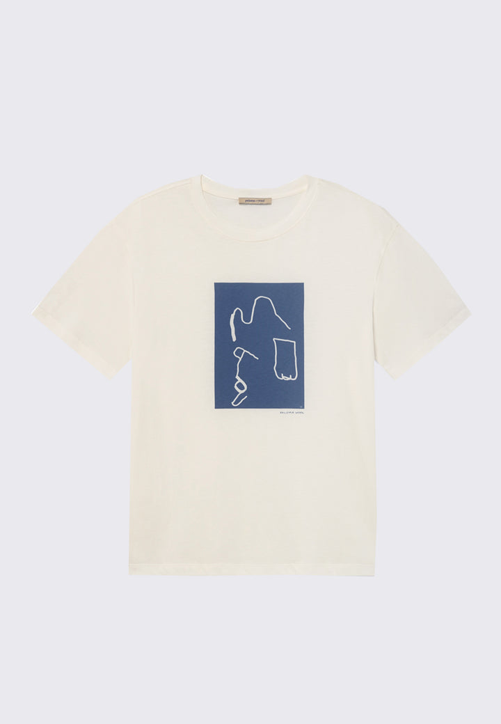Recuerdo Xavi T-Shirt - off white