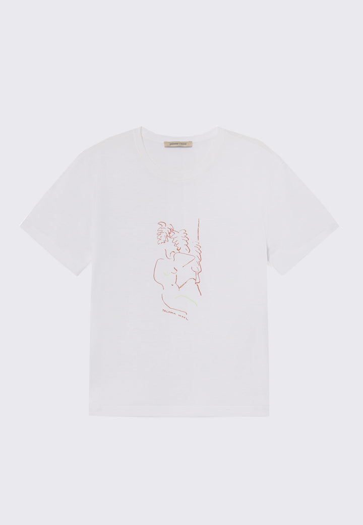 Souvenir Penelope T-Shirt - off white