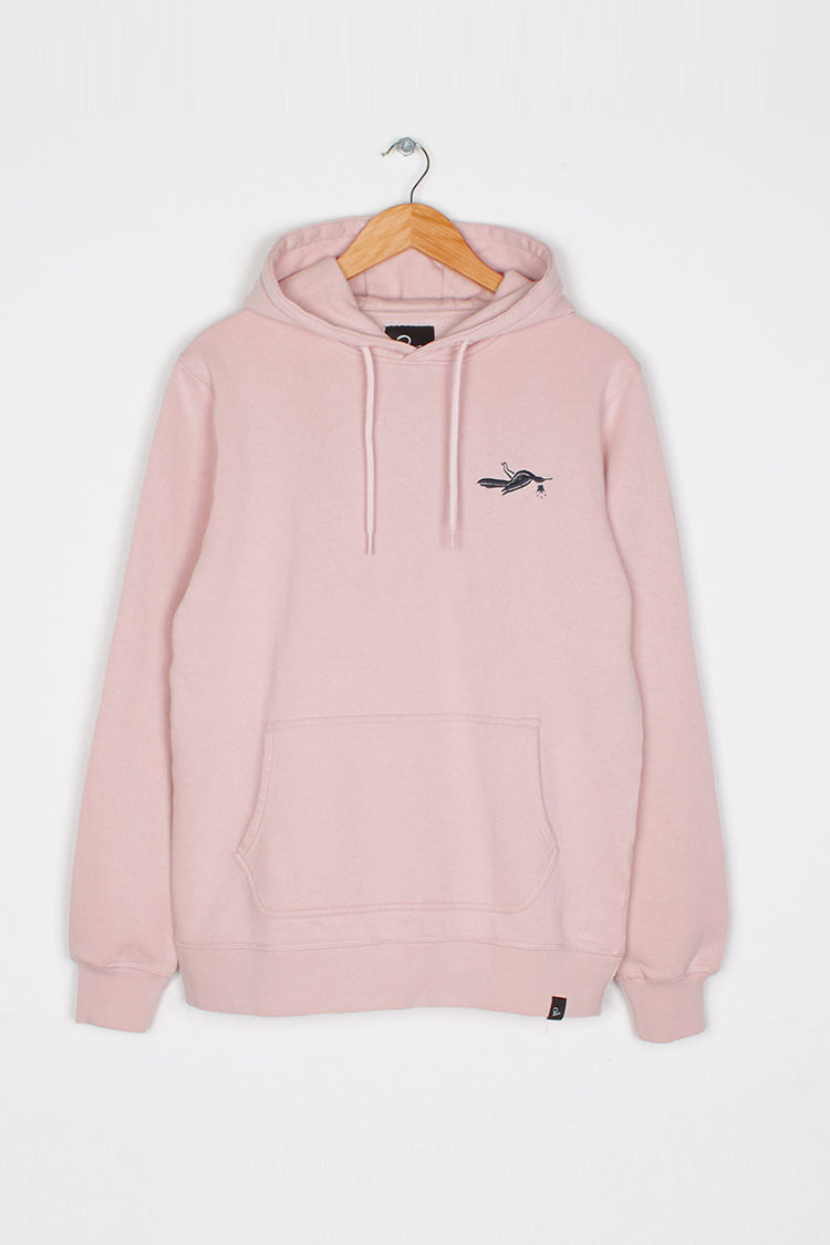 Parra Discarded Hoodie - pink | GOOD AS GOLD | NZ