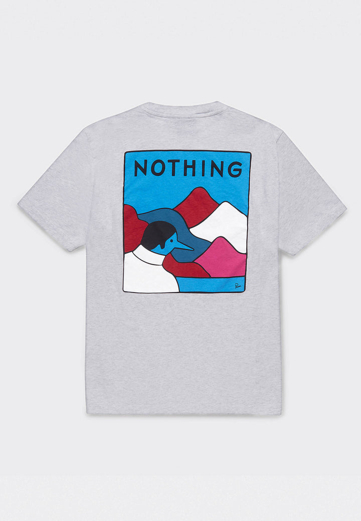 Nothing T-Shirt - ash grey