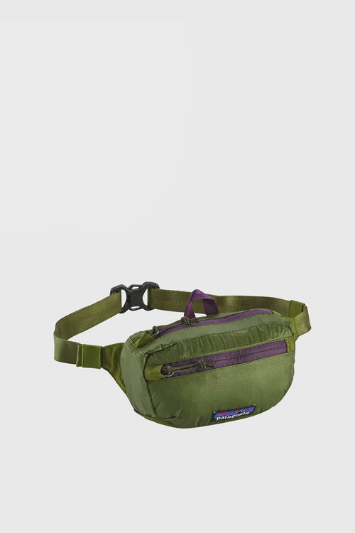 Patagonia Light Weight Travel Mini Hip Pack - sprouted green – Good as Gold