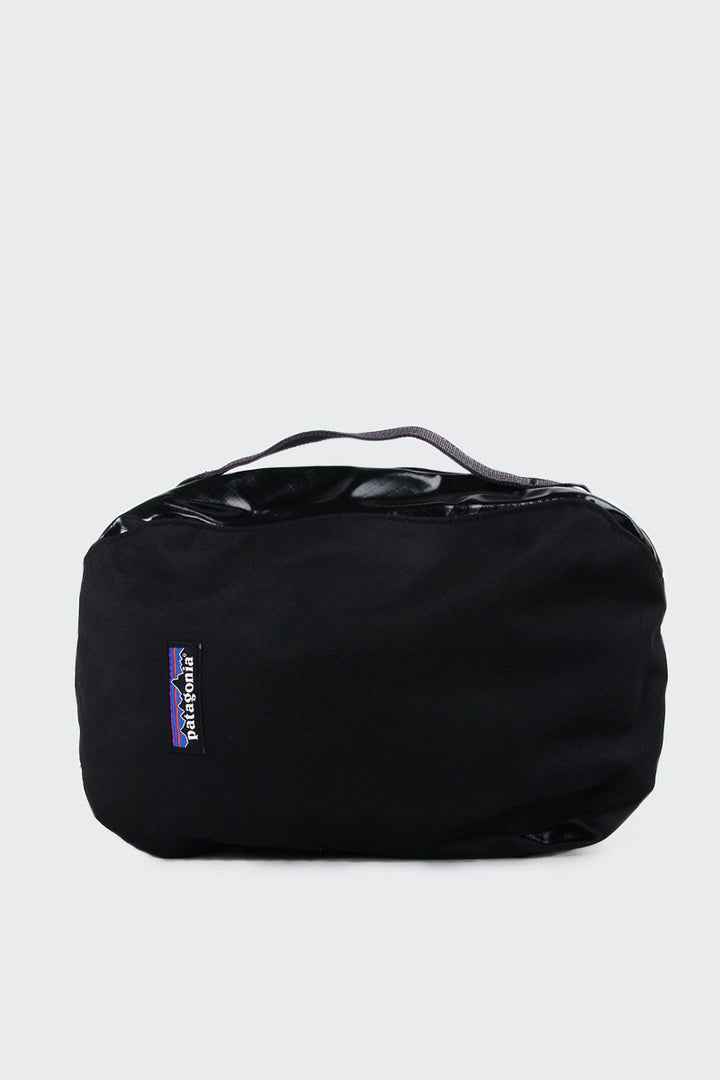 Medium Black Hole Cube Bag - black | GOOD AS GOLD | NZ