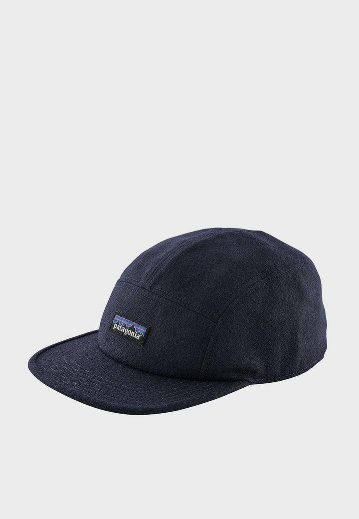 Recycled Wool Cap - classic navy