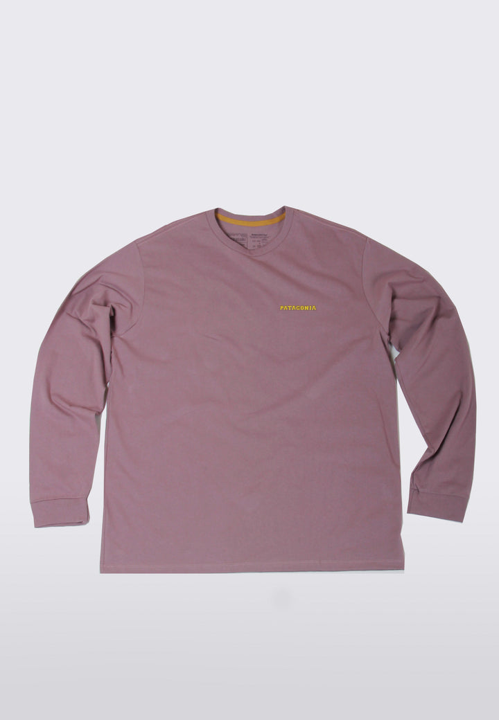 Summit Road Responsibili-Tee Long Sleeve - pampas tan