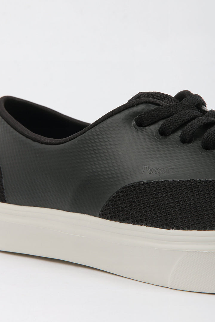 People Footwear The Stanley - really black/picket white | GOOD AS GOLD | NZ