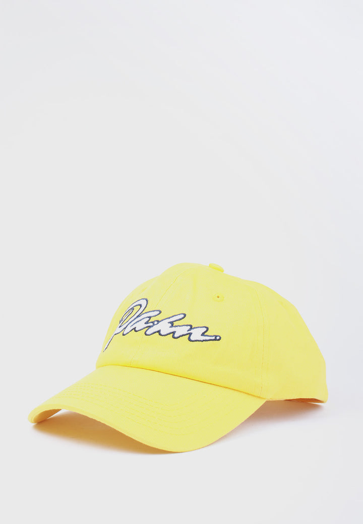Rhythm Is Everything Cap - yellow — Good as Gold