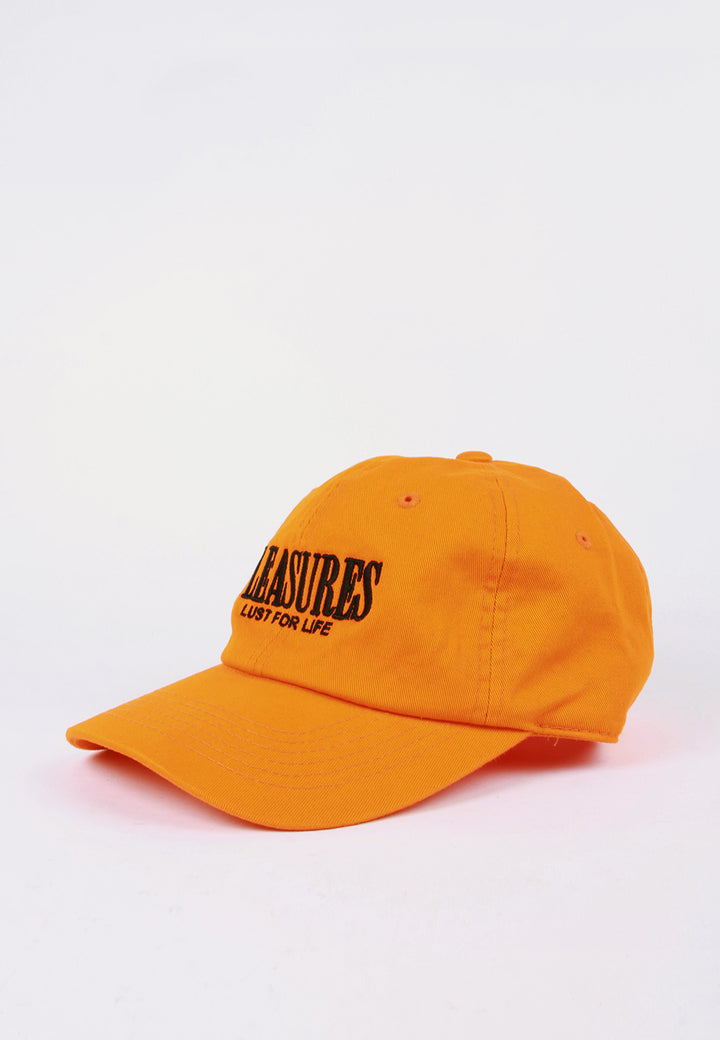 Lust Dad Cap - orange
