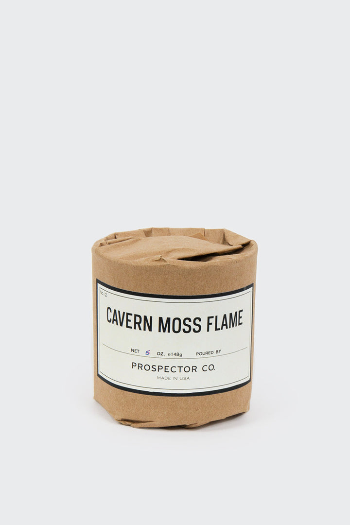 Prospector Co, Cavern Moss Flame - 11 oz | GOOD AS GOLD | NZ