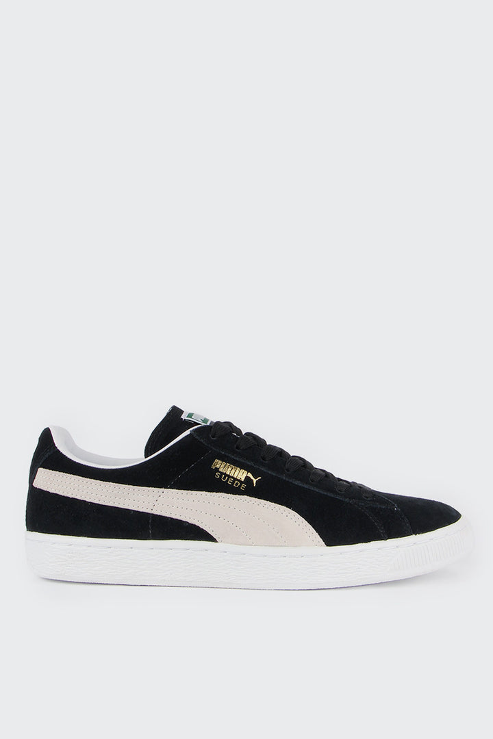 Puma, Suede Classic, black/white | GOOD AS GOLD | NZ