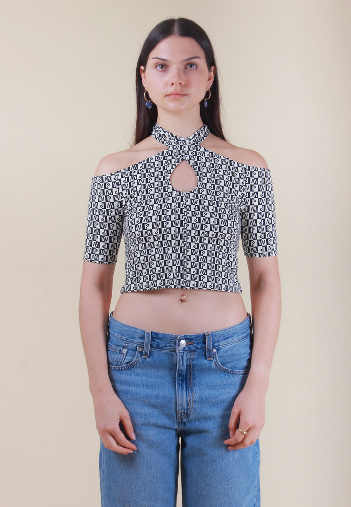 Carlton Top - black