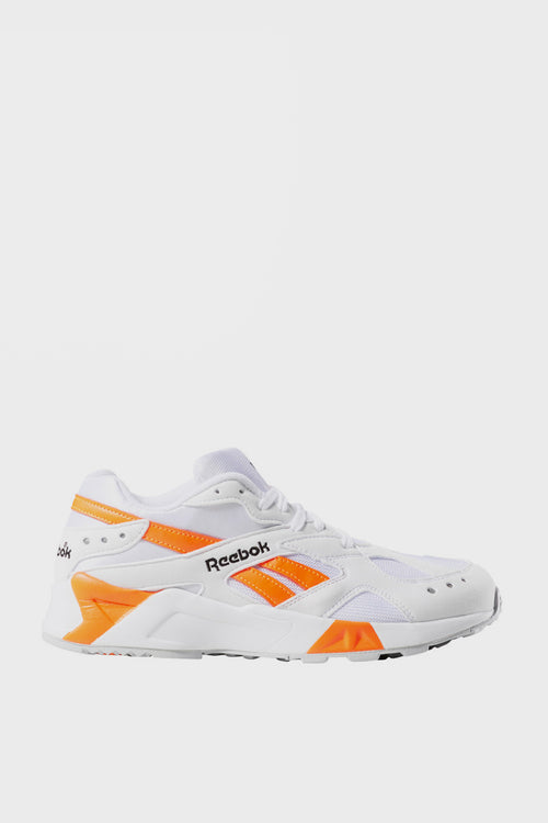 Aztrek - white/black/solar orange
