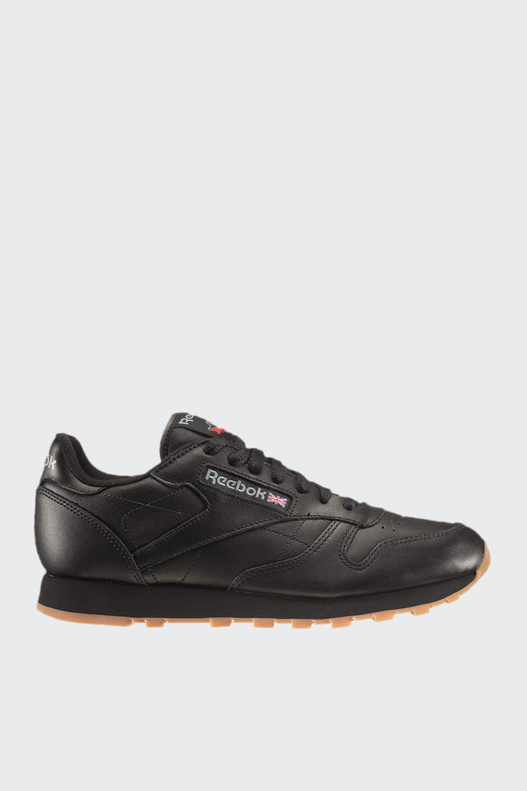 Reebok Classic Leather - black/gum | GOOD AS GOLD | NZ