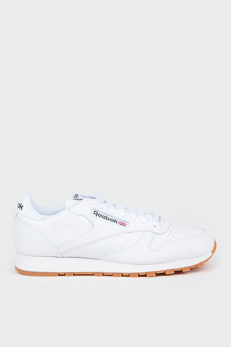Reebok Classic Leather - white/gum | GOOD AS GOLD | NZ