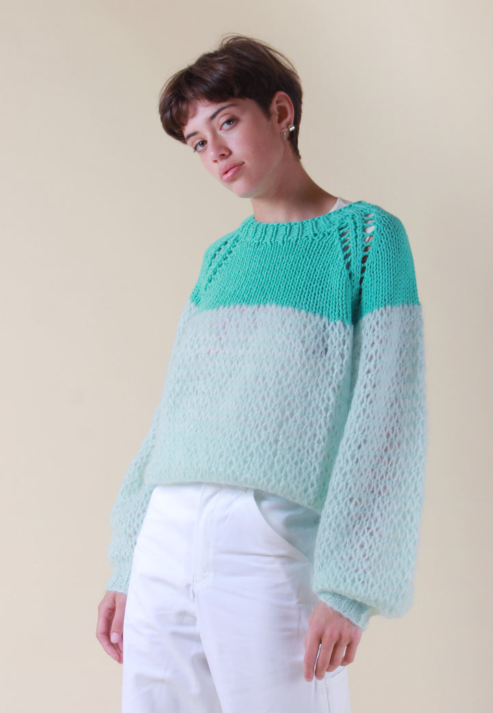 Dandy Pullover - mint