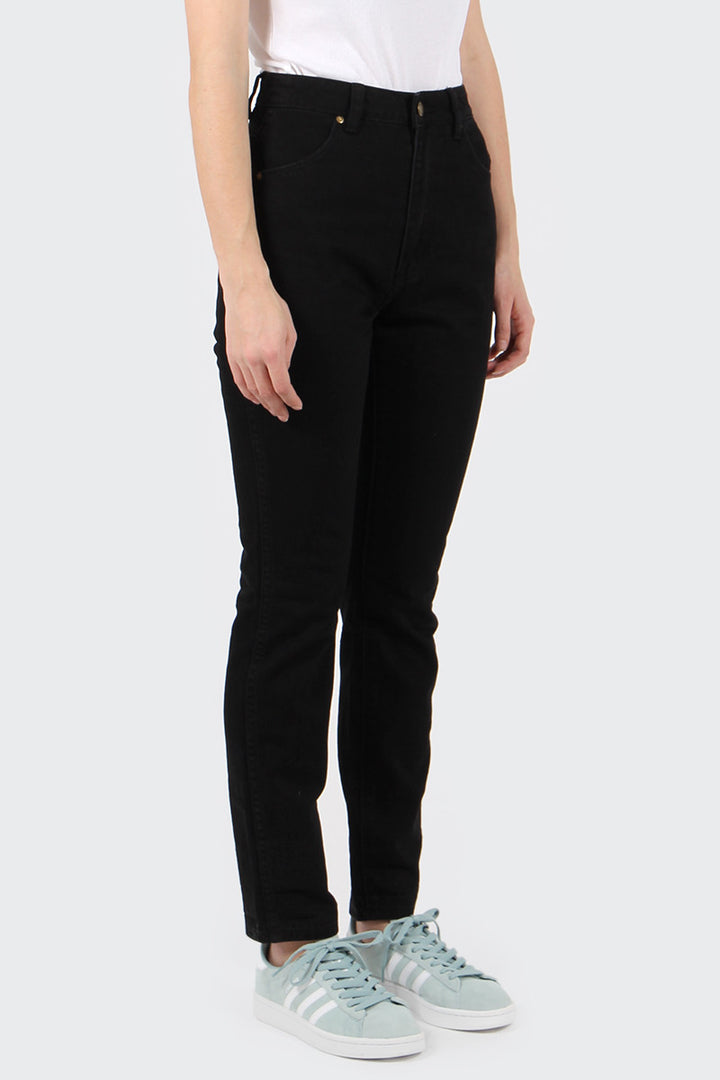 Rollas Dusters Jeans - jet black | GOOD AS GOLD | NZ