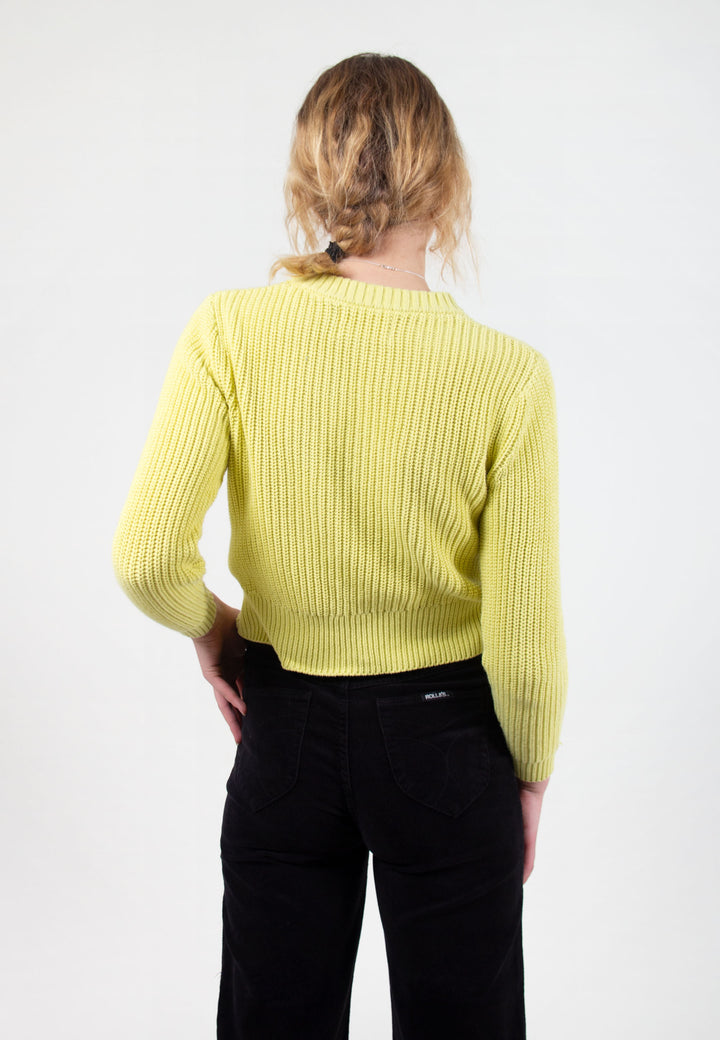 Sailor Sweater - citron