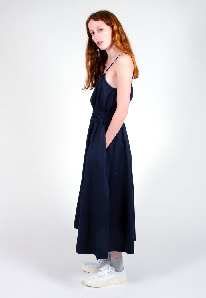 Ashlee Dress - navy