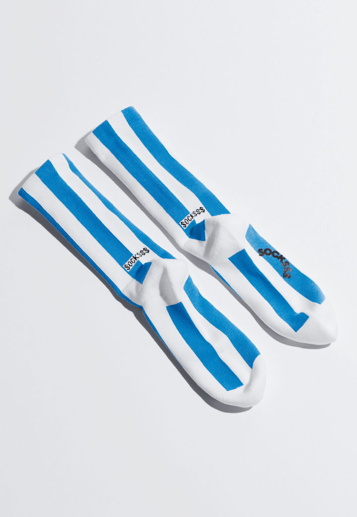 Tennis Stripe Socks - diego