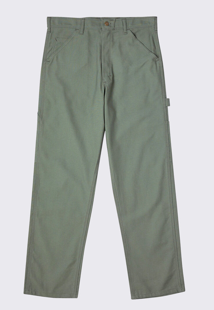 OG Painter Pant - olive sateen
