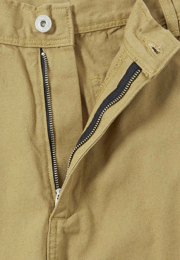 TT Work Pant - washed brown duck