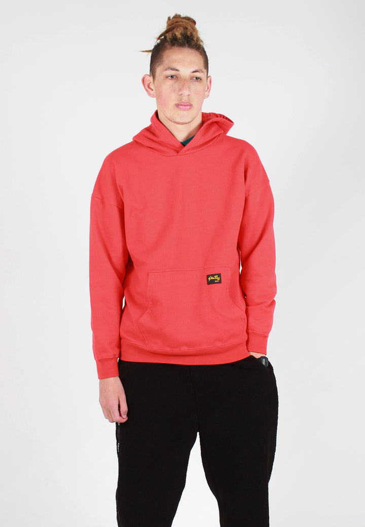 Stan Ray Workers Hoodie - carpet red - Good As Gold