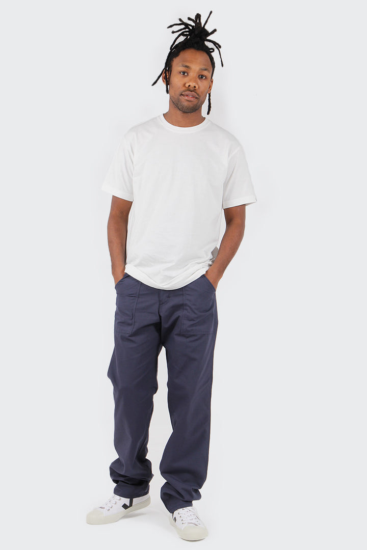 Stan Ray Taper Fit 4 Pocket Fatigue Pant - navy rip stop | GOOD AS GOLD | NZ