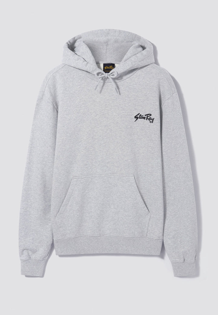Stan Hoodie - grey heather
