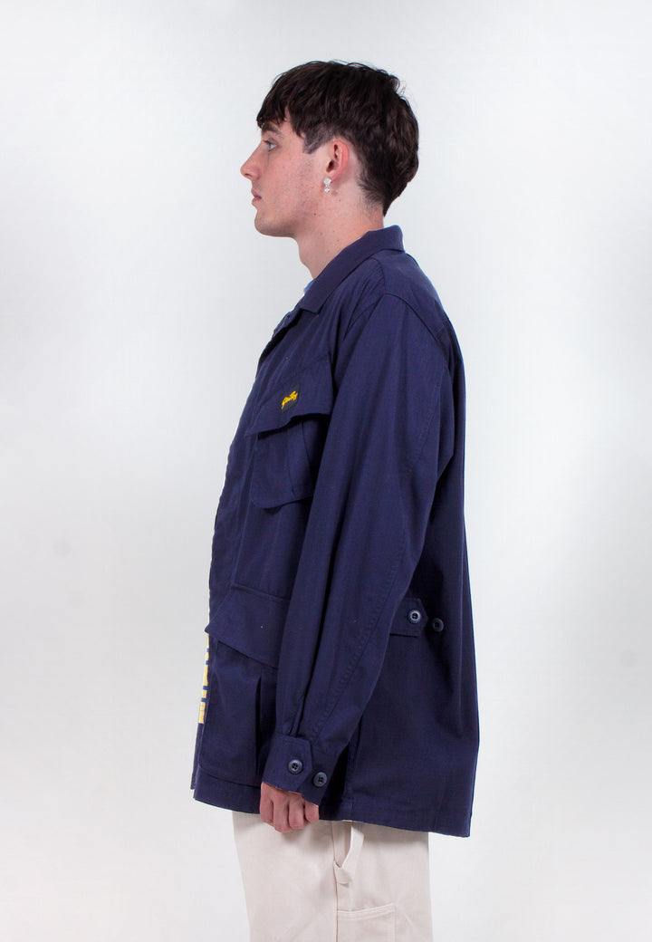 Tropical Jacket - stone washed