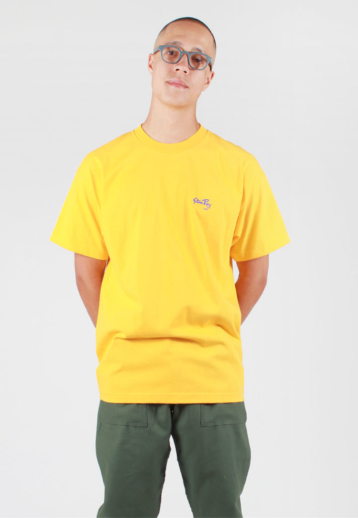 Stan Ray Stan Tee - Book Yellow — Good as Gold