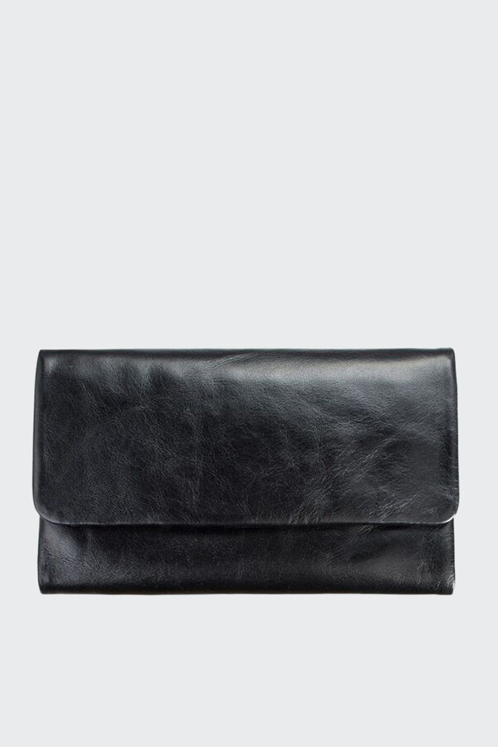Status Anxiety Audrey Wallet - black | GOOD AS GOLD | NZ