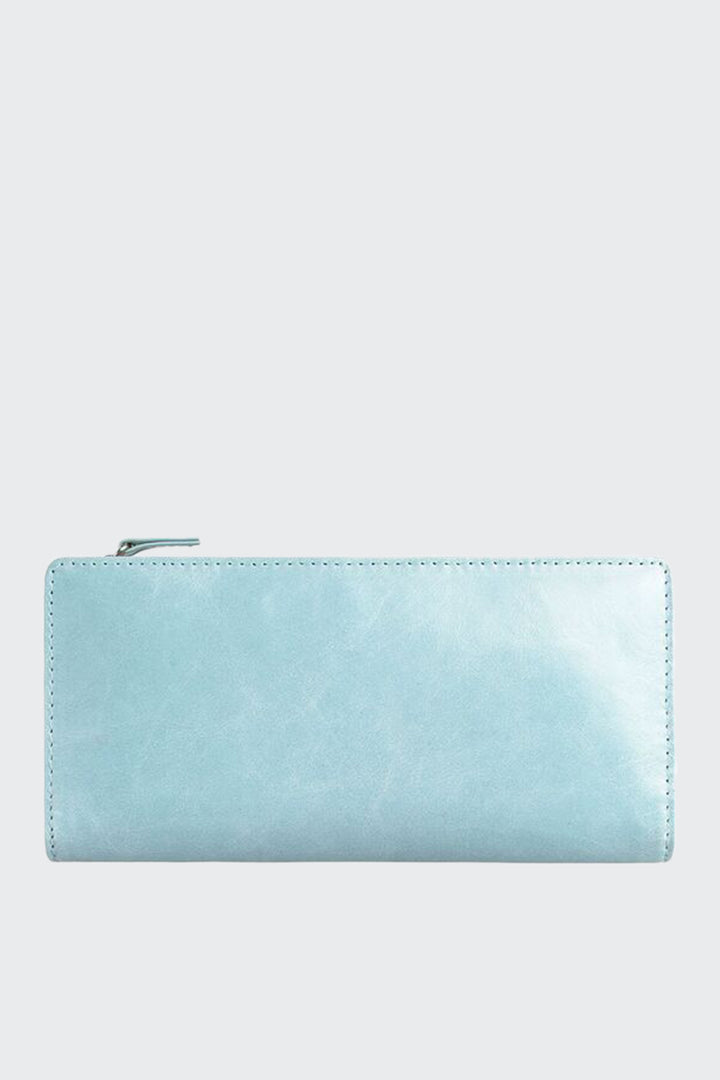 Status Anxiety Dakota Wallet - sky blue | GOOD AS GOLD | NZ
