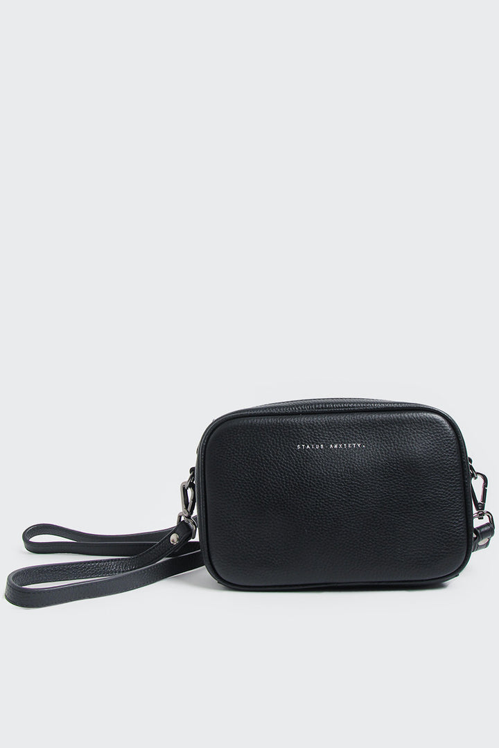 Status Anxiety Plunder Bag - black | GOOD AS GOLD | NZ