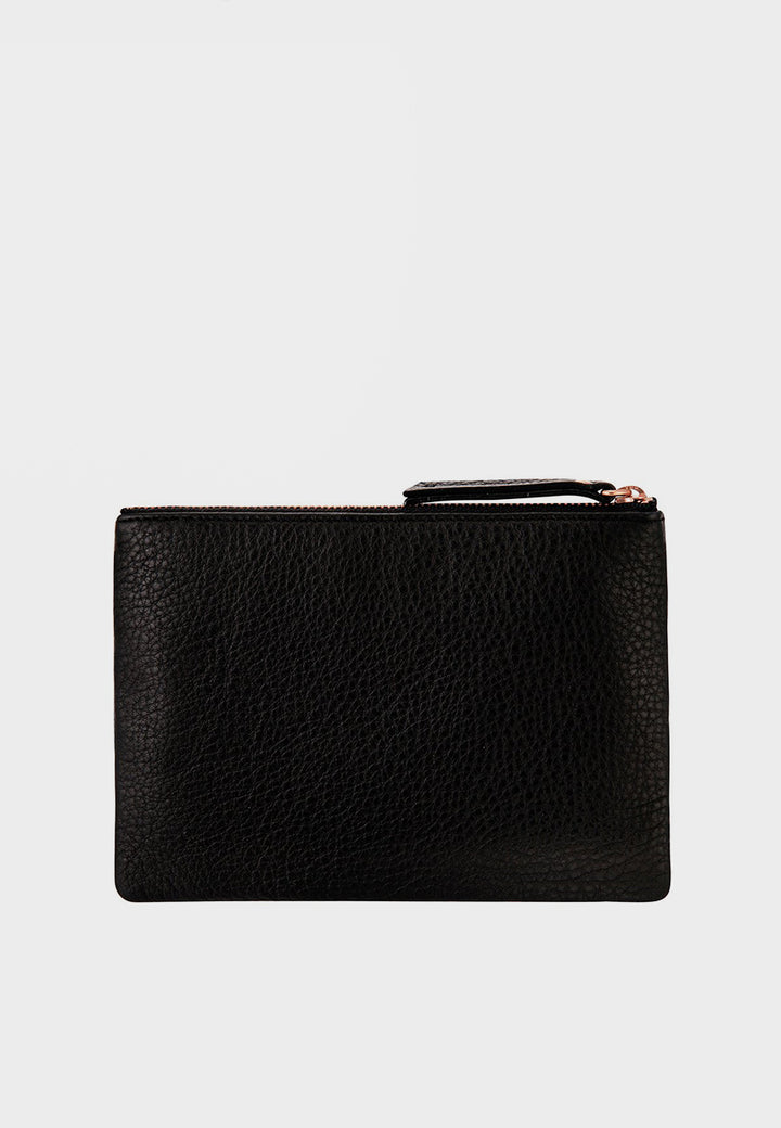 Treacherous Pouch Wallet - black