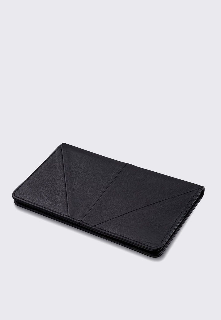 Triple Threat Wallet - black