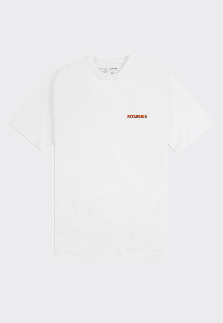 Summit Road Organic T-Shirt - white