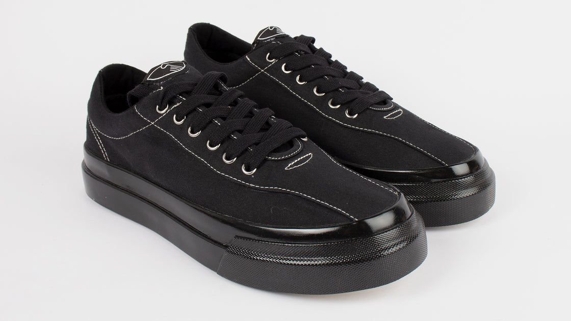 Dellow Canvas - black/black