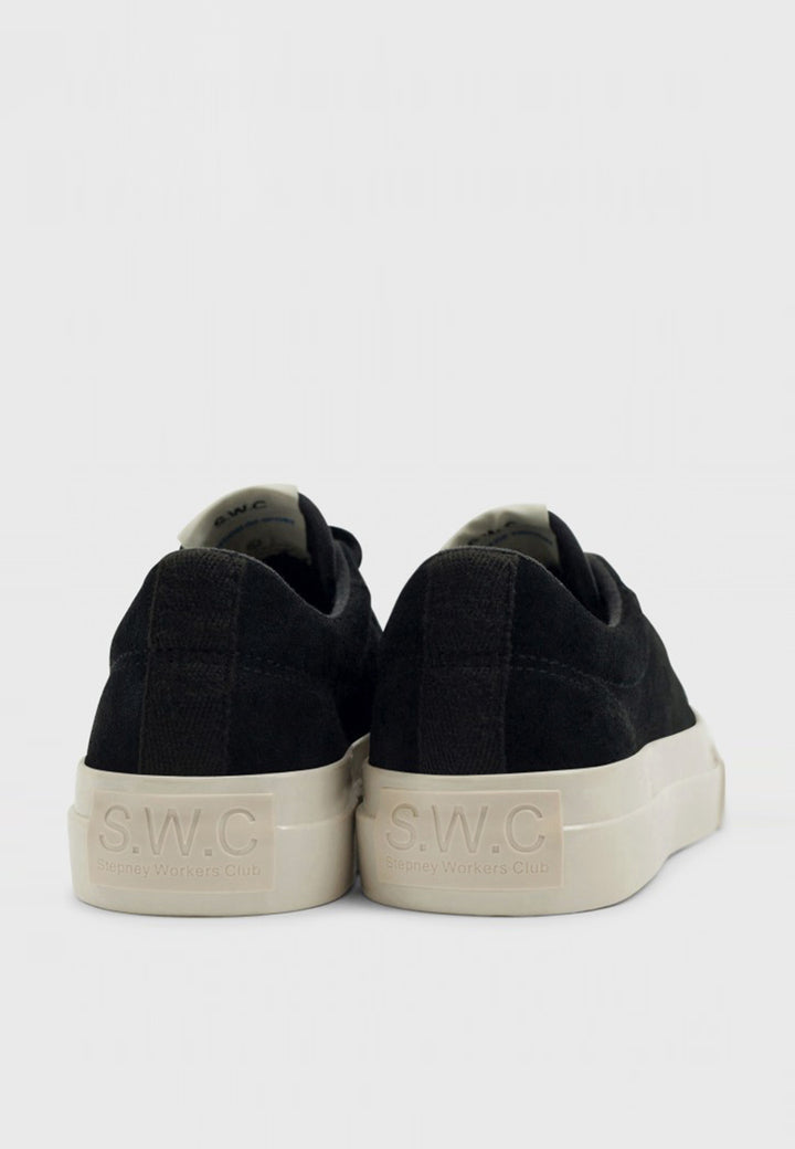 Dellow Suede - black